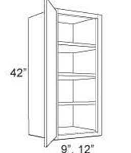"Cabinet Upper 42"" High 1 Door"